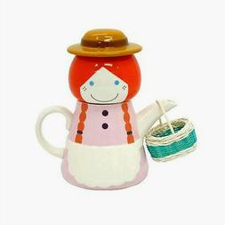 SUN ART JAPAN Japanese Sunart TEA FOR ONE Teapot Tea cup Set