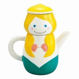 SUN ART JAPAN TEA FOR ONE Sunart Teapot Tea cup Set, DISNEY