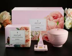 Tea Forte Jardin Gift Cup Infuser Set NY Botanical Garden Mo