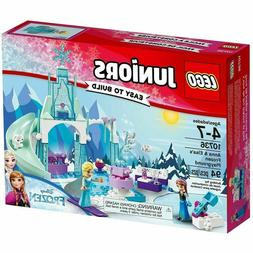 LEGO Juniors Disney 10736 Anna and Elsa's Frozen Playground