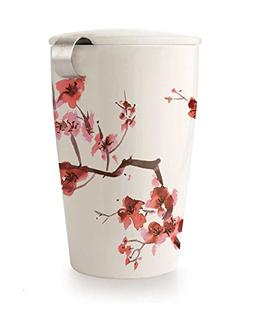 Tea Forte KATI Contemporary Insulated Ceramic Single Cup Tea