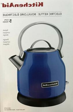 KitchenAid KEK1222TB Electric Kettle, 1.25 L, Twilight Blue