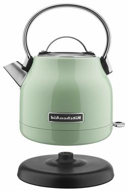KitchenAid KEK1222PT 1.25-Liter Electric Kettle - Pistachio