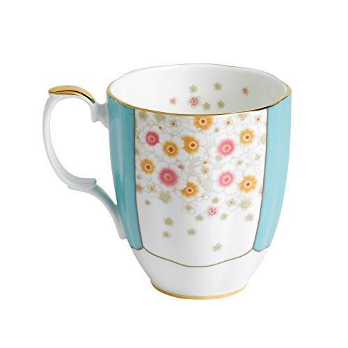 Royal Albert 40017522 Years 1900-1940 Mug Set, 14.1 oz, Piece