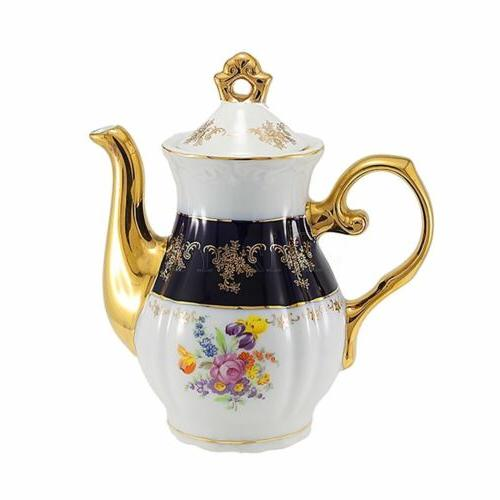 Euro 17-pc Tea for Gold