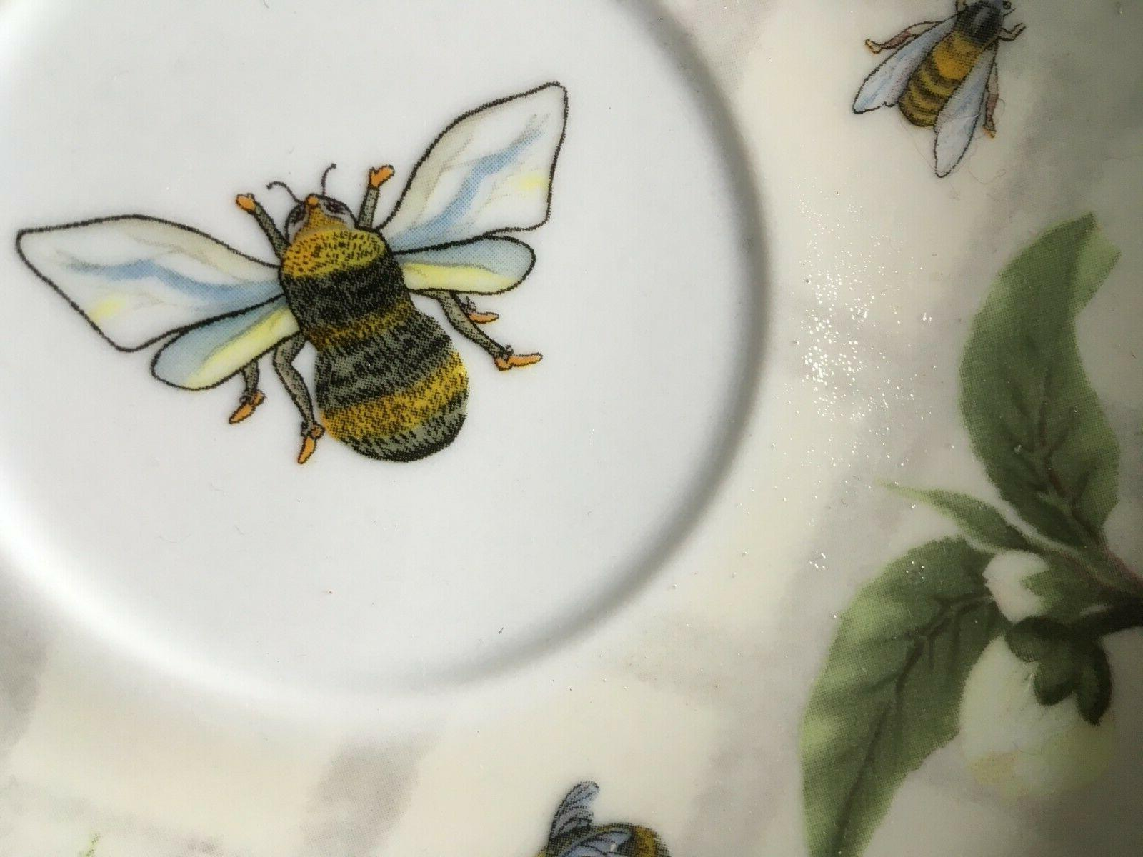 Cardew Design Flat Saucer Set Tea & - New