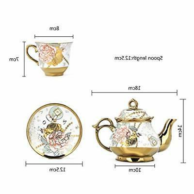 20 Tea Porcelain SetWith