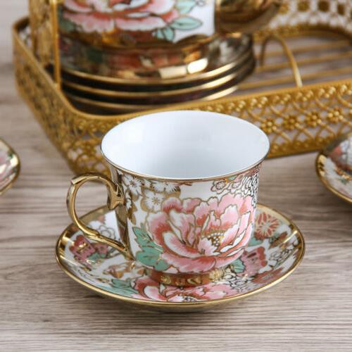 Household Cup&Saucer Sugar Tank