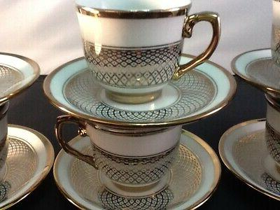3 oz coffee 12 piece Saucer 703 3oz ☕