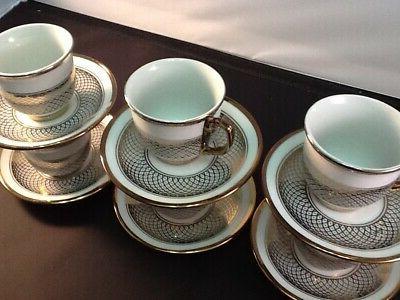 12 Saucer Tea 703 3oz ☕
