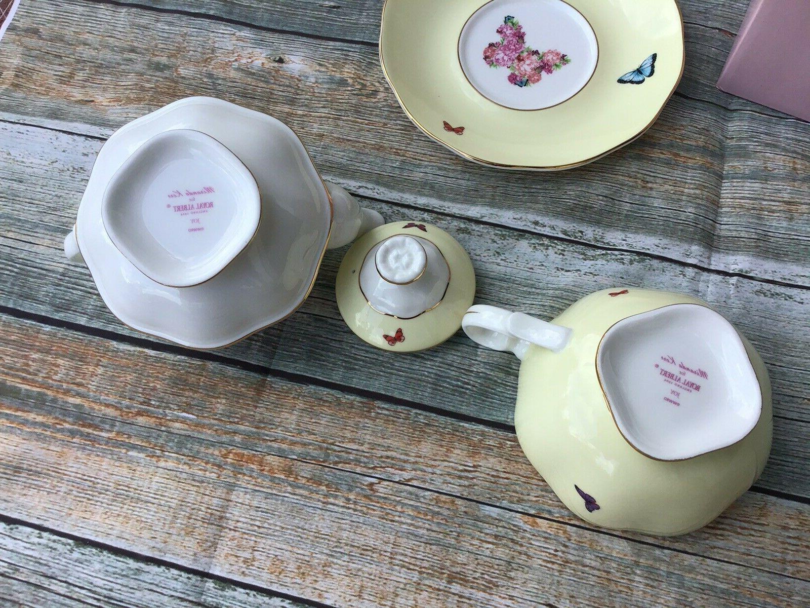 Royal Albert Kerr Tea for One, 3 Set - New
