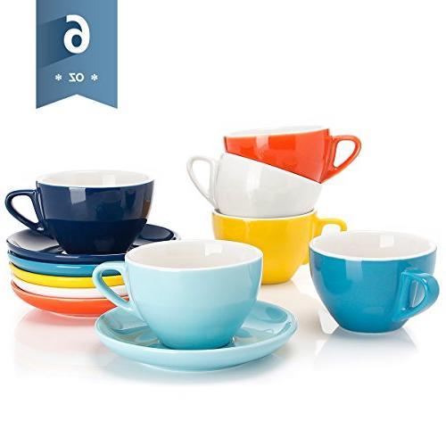 4307 porcelain cappuccino cups