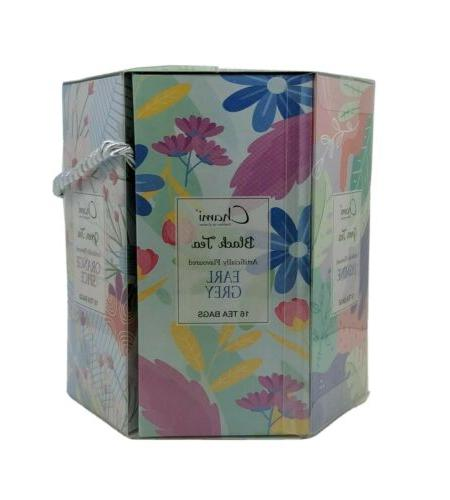 Chami 6 Flavor Tea Sampler 96 Tea Bag Sachets Assorted Tea G