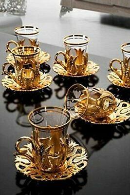 6 X Tea Set Saucers &