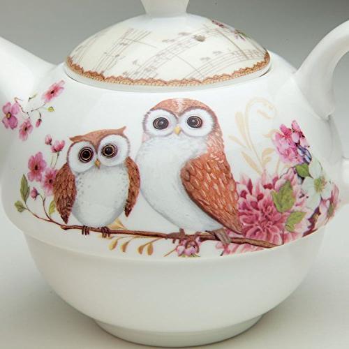 Bits Tea Porcelain - Adorable Design