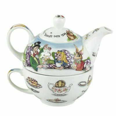 Cardew Design Alice in Wonderland Tea for One 16-Ounce Teapo
