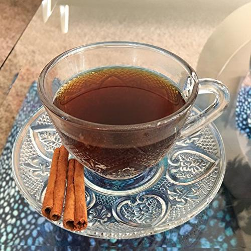 Cup Saucer Glass Piece Cup
