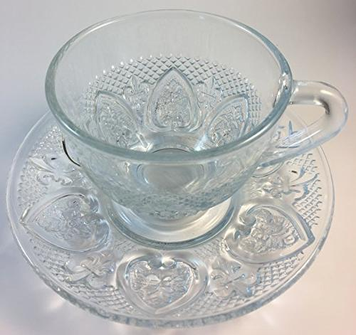 Cup Glass Coffee Glass 12 Piece Cup
