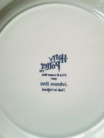 "Harry Potter Snape Potions Class 8"" Plate"