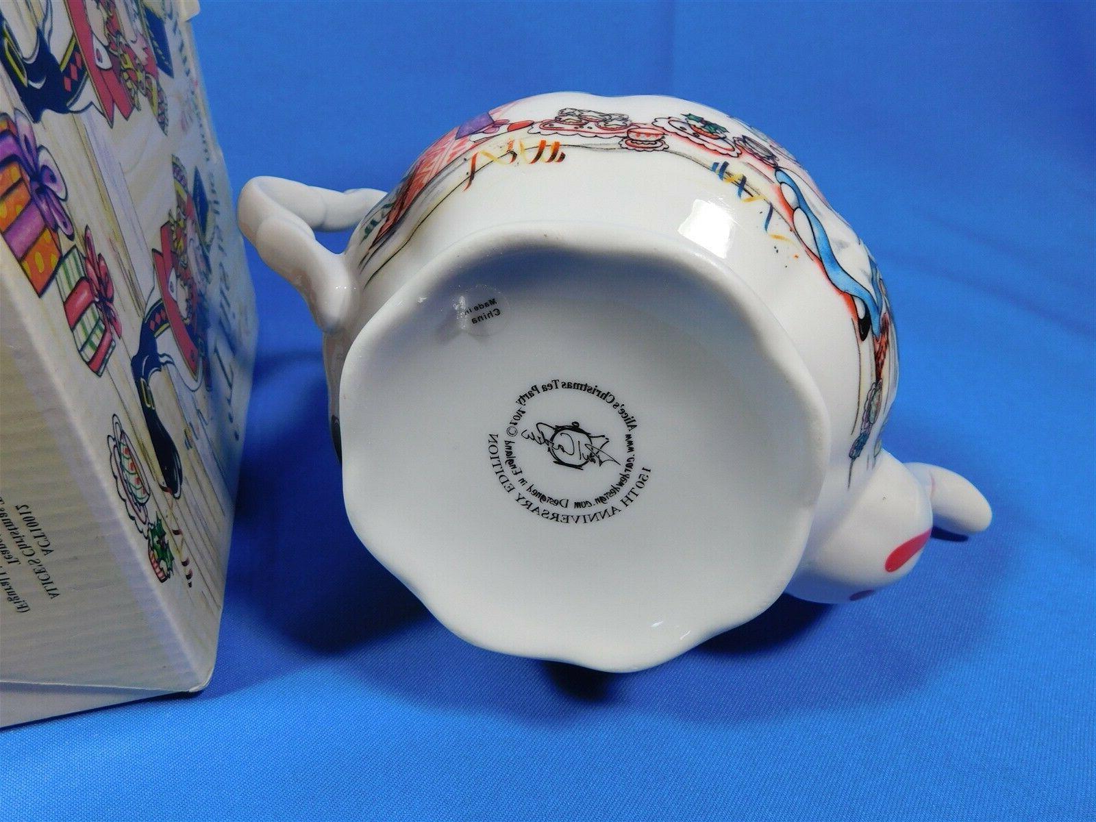 Alice Teaparty 4 Cardew New Box
