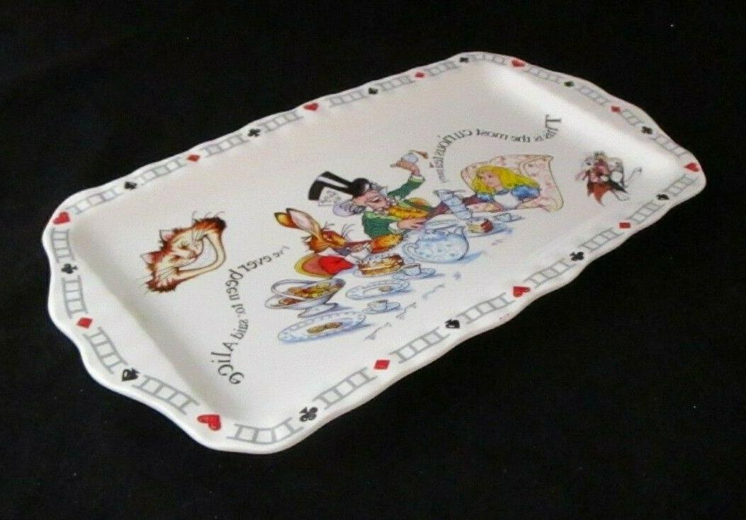 Alice Mad Hatter's Rectangular by Paul Cardew 2004