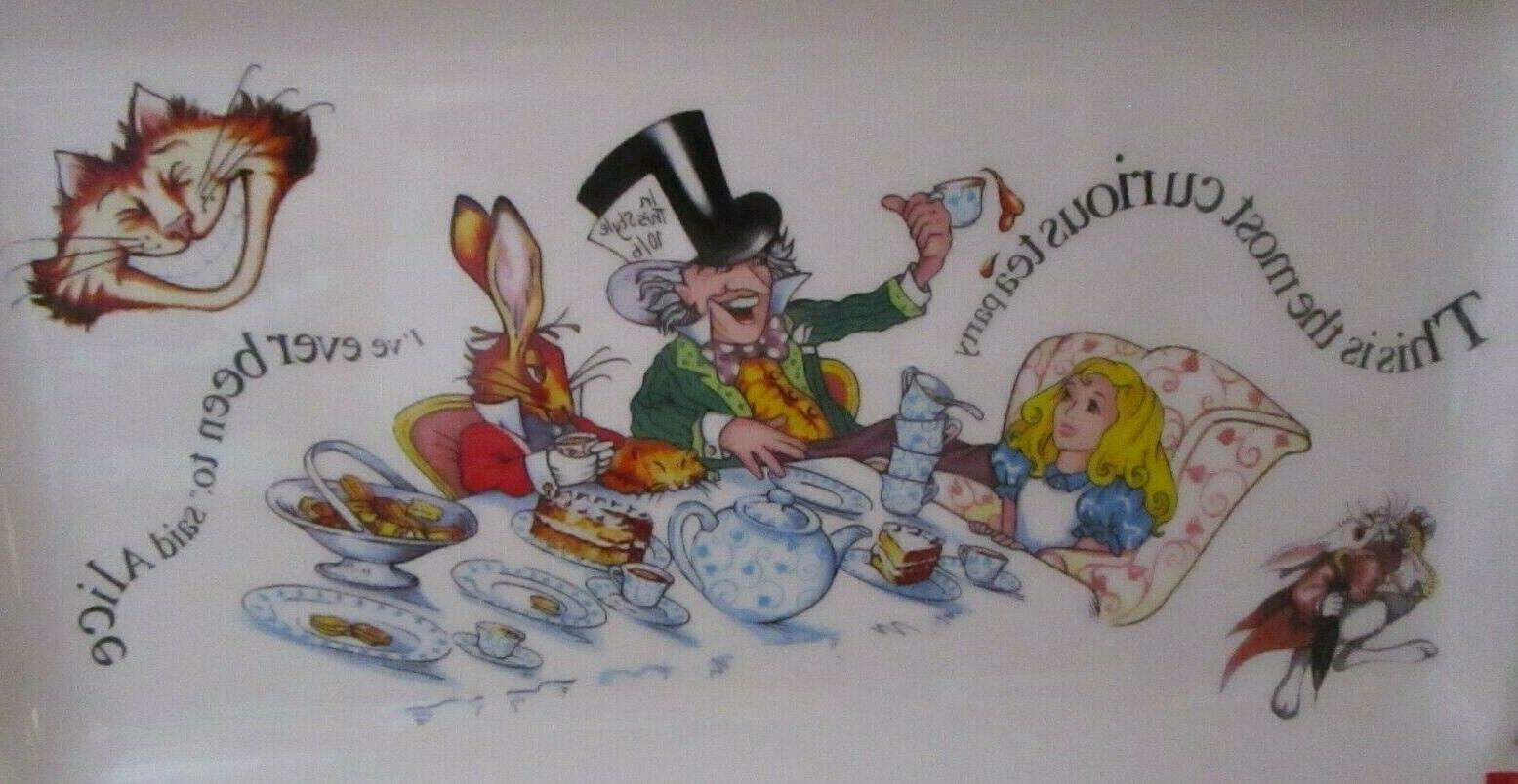 Alice Hatter's Rectangular by Cardew