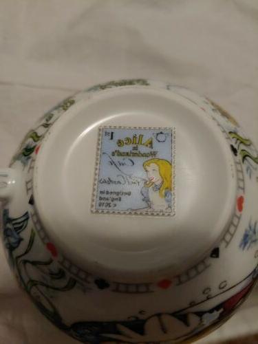 Alice Tea For 1 16oz Paul Tea Pot