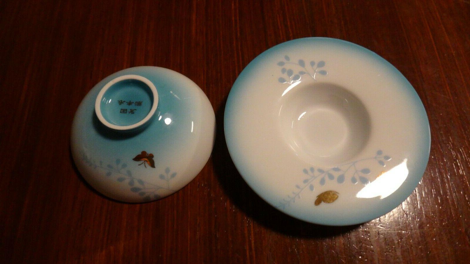 AURATIC Bone Tea Set