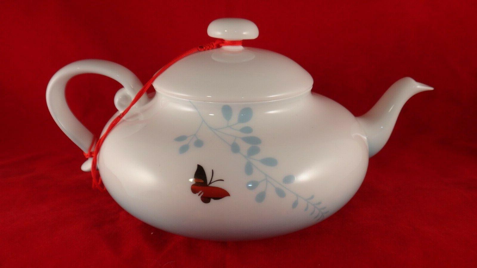 AURATIC End Bone China Tea Set