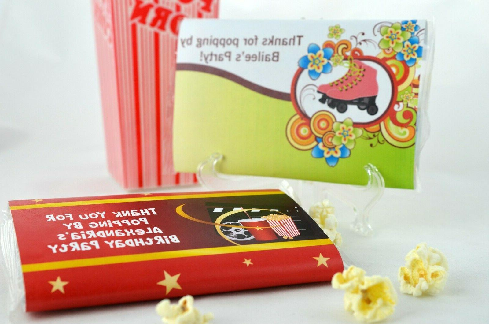 - Personalized Baby Popcorn 12