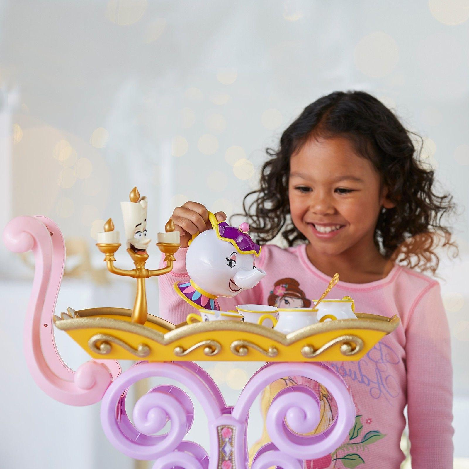 Disney Store the ''Be Guest'' Singing Play Set