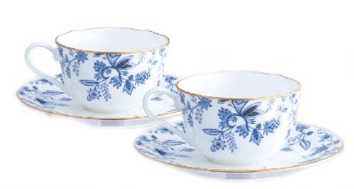 bone china blue sorrentino tea