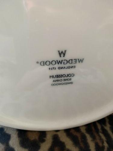 Wedgwood Colosseum Whiteware No New