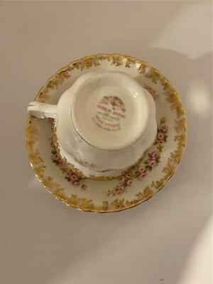 Royal Albert Bone DIMITY Cup and