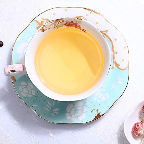 AWHOME Bone Teacup and Royal Cup
