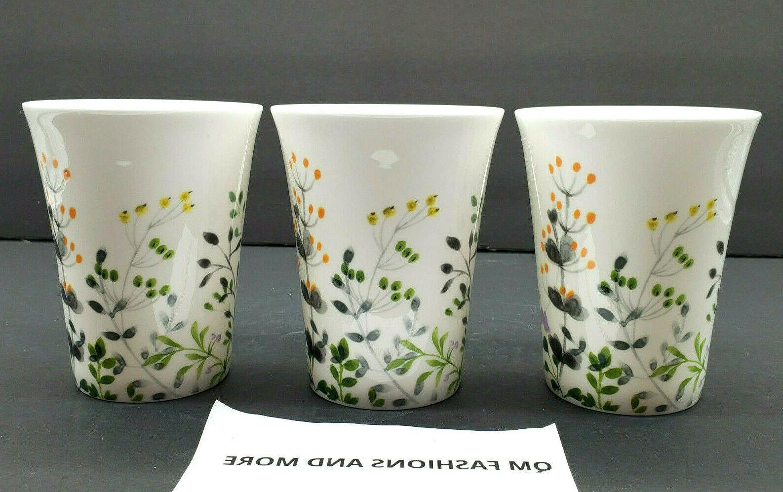 Mikasa China ~ Tivoli Mugs Cups ~ NWT