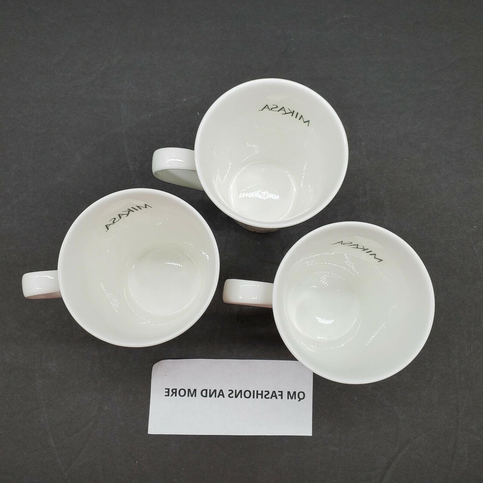 Mikasa ~ Bone ~ Tivoli Garden ~ Mugs Tea Cups