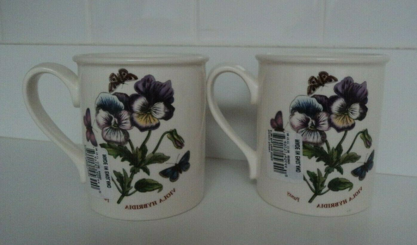 Portmeirion Mug- Coffee Tea Cup- NWT!