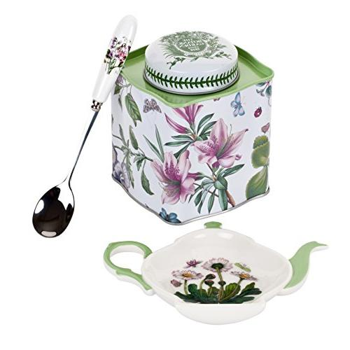 botanic garden tea accessory set