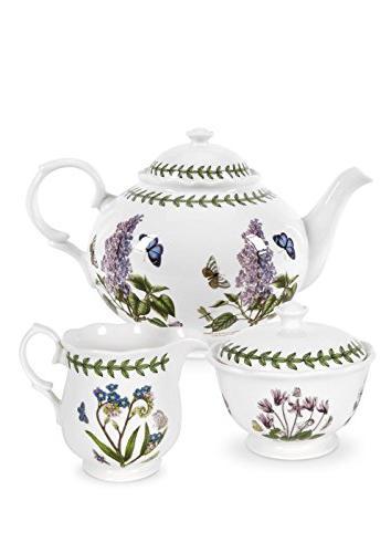 botanic garden tea set