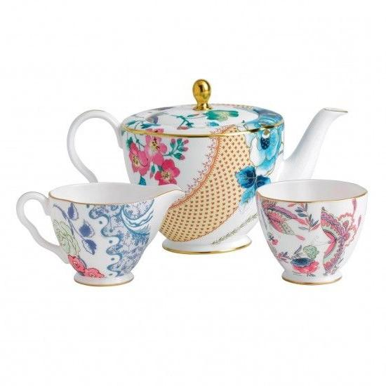 butterfly bloom tea story set