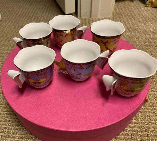 Butterfly Coffee/tea Set