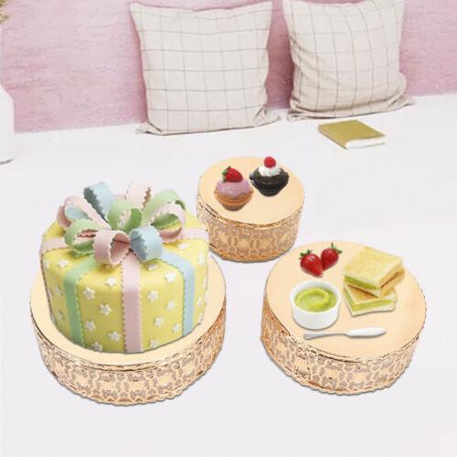 Cake Stand Holder Dessert Tea Tableware
