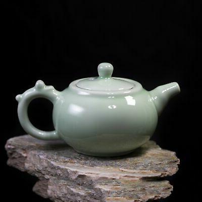 Celadon Teapot Chinese Ceramic Tea Set