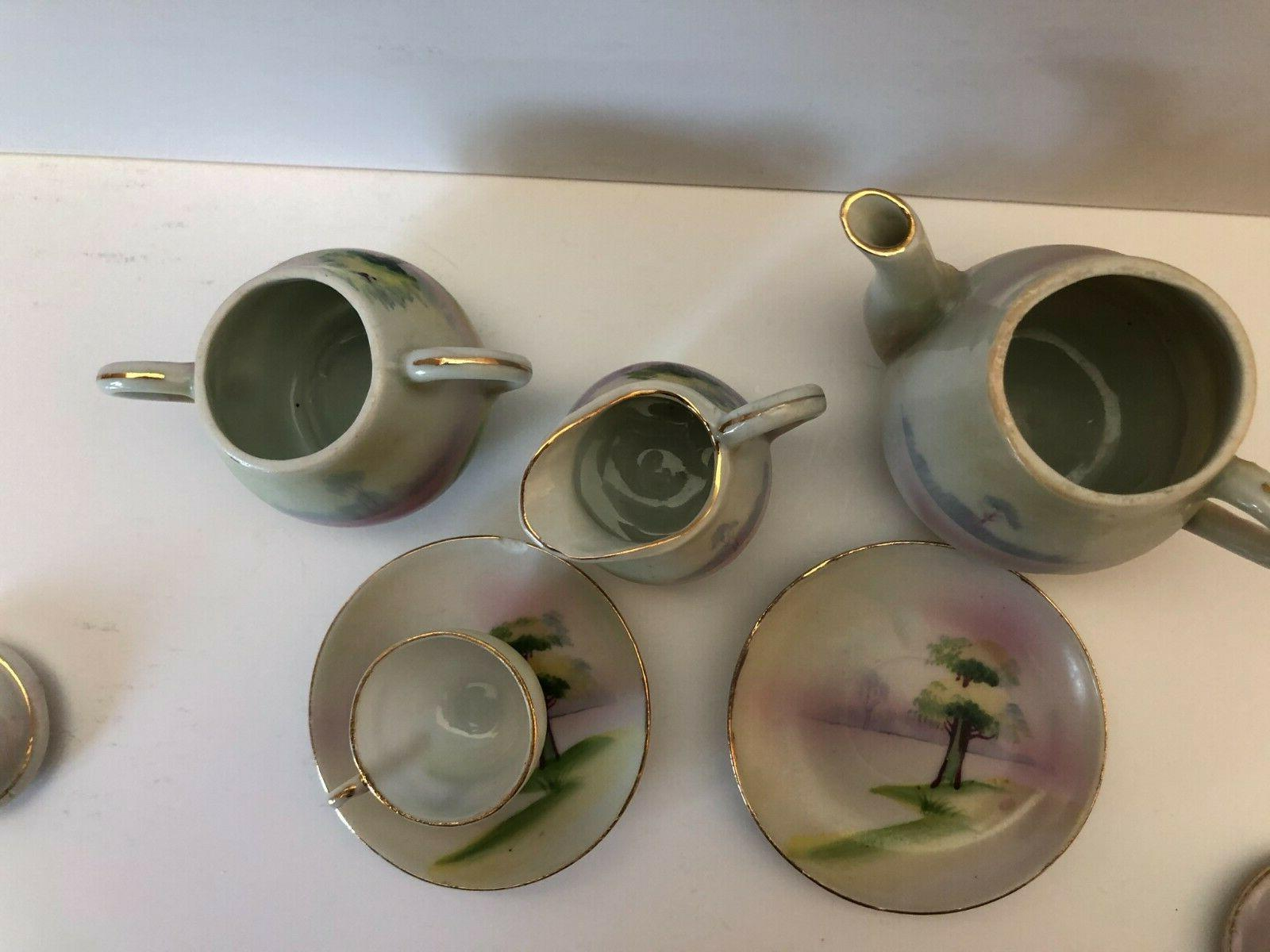 Ceramic Set – Pieces
