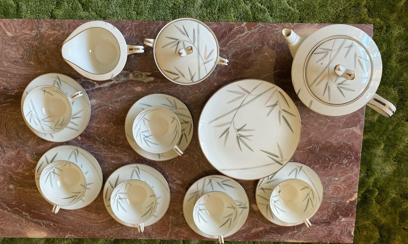 china bambina 5791 23 piece tea set