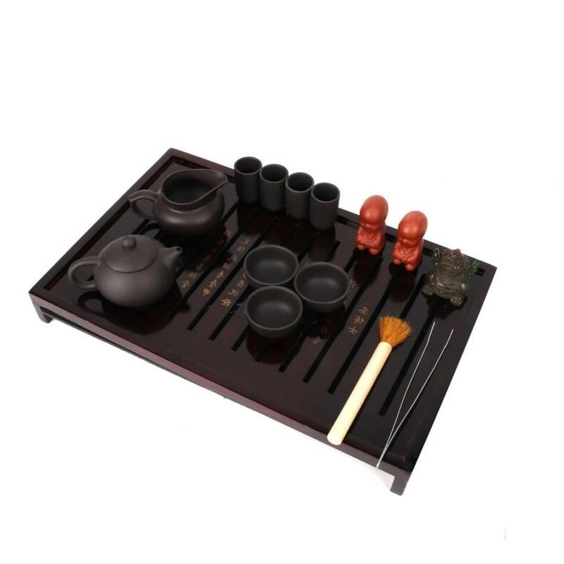 Chinese Set - Tea Wooden