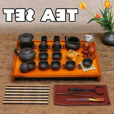 chinese kung fu tea house tea set