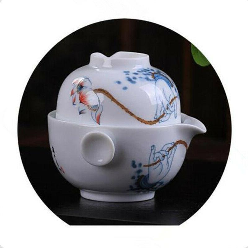 Chinese Traditional Ceramic Tea Cup