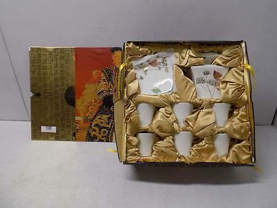 Auratic Hao Tea Set, on 13-Piece